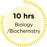 gold seal, 10 hrs Biology/Biochemistry