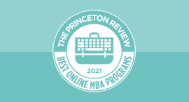 The Princeton Review: Best Online MBA Programs