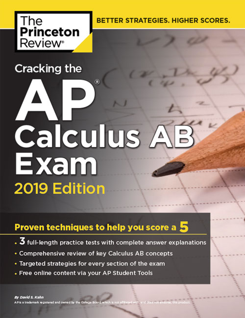 AP Calculus AB Exam Book