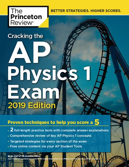 AP Physics 1 Exam Book