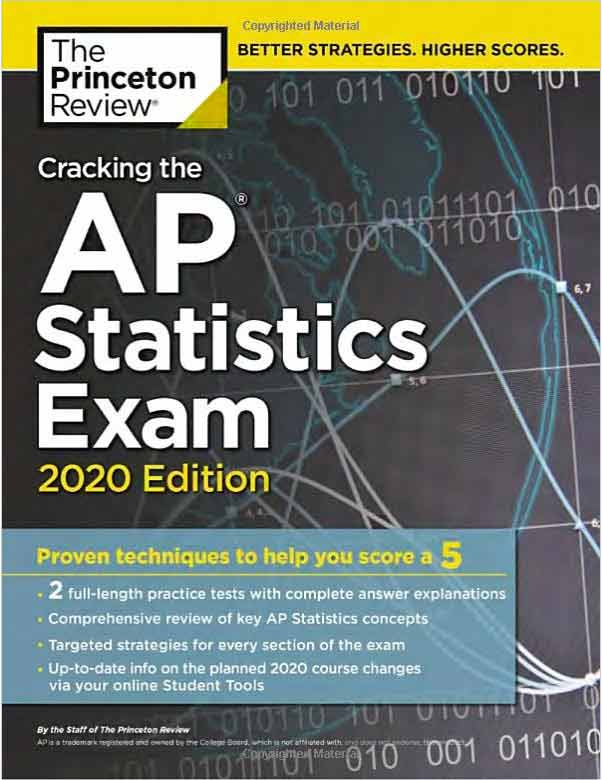 AP Statistics Exam Book