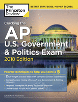 AP U.S. Government and Politics Exam Book