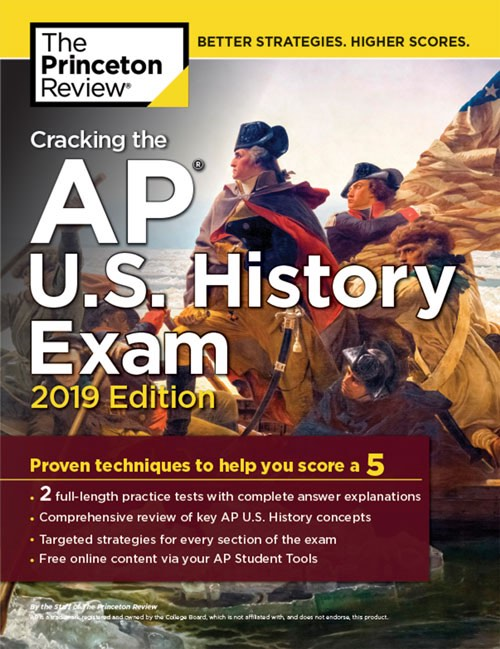 AP US History Exam Book