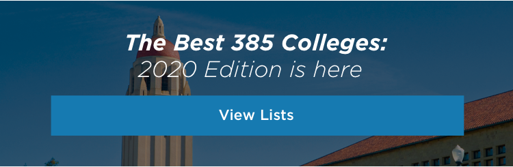 The Best 385 Colleges