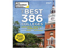 The Best 386 Colleges: 2021 Edition Buy Book