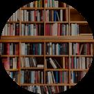 Literature Bubble icon