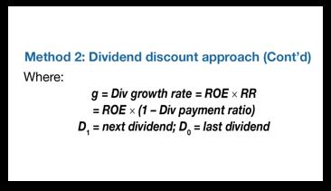 Corporate Finance question