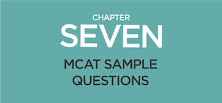 MCAT Study Guide, Chapter 7