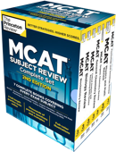 MCAT book set