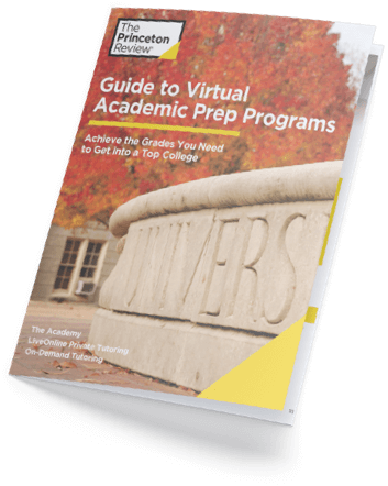 photo of the Academic Prep Guide PDF