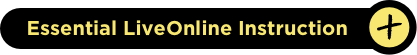 MCAT Essentials LiveOnline Instruction Icon