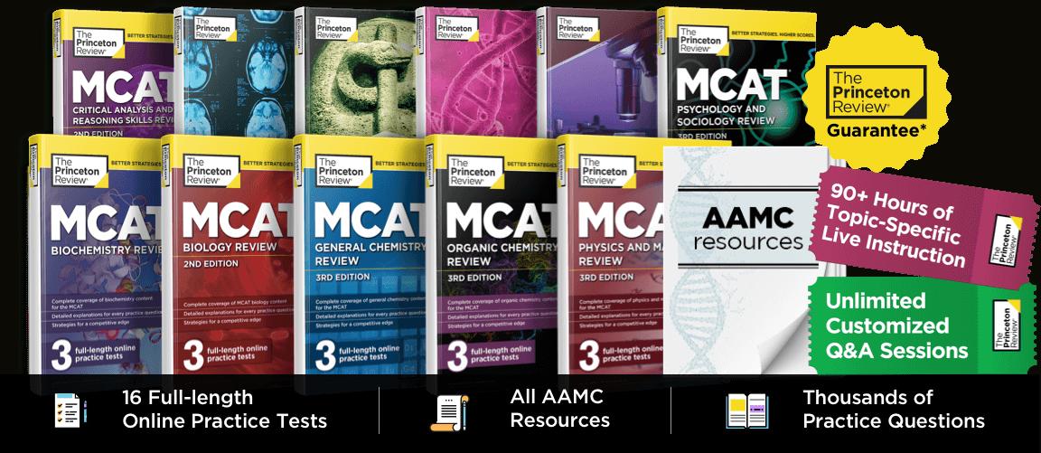 MCAT Essentials Materials Icon