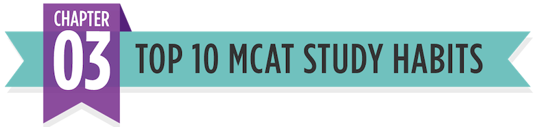 MCAT Study Guide: Chapter 3