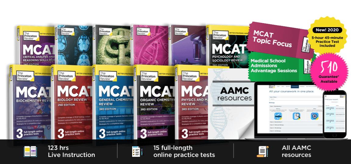MCAT Ultimate Materials Icon