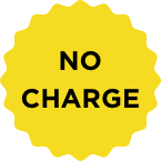 No Charge!