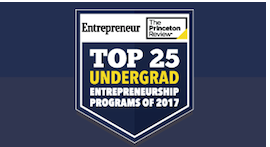Top Entrepreneurial Programs
