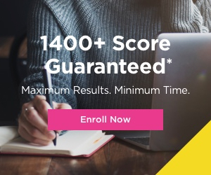 1400+ Score Guaranteed