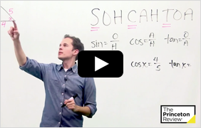 What is SOHCAHTOA? | SAT Math | Experts from The Princeton Review