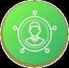 AI Data Analytics personalizes prep icon