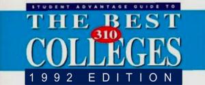 College Rankings Books