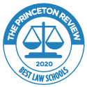 2020 Best Law Schools Seal